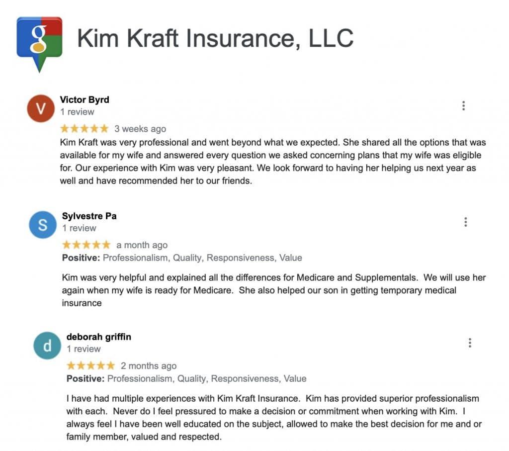 Kim Kraft Google Reviews, Medicaid Insurance Arizona, Best Insurance Agent in Tucson, www.kimkraftinsurance.com